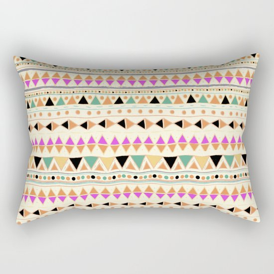 INDIE SUMMER Rectangular Pillow