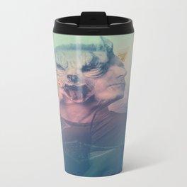 laptop sleeve wolfman Travel Mug