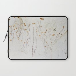 little flower Laptop Sleeve