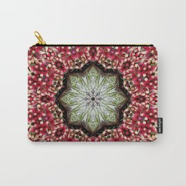 Really red radishes kaleidoscope! Carry-All Pouch