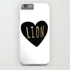 Lion Heart iPhone 6 Slim Case