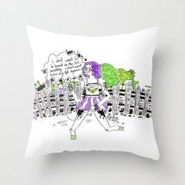 Pet sematary Throw Pillow