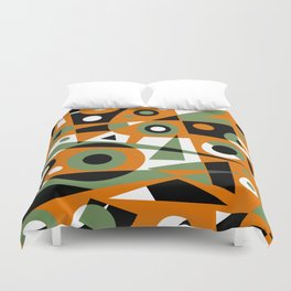 Abstract #977 Duvet Cover