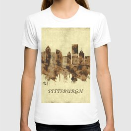 Pittsburgh Pennsylvania Cityscape T-shirt