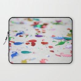 Confetti Sprinkle Laptop Sleeve