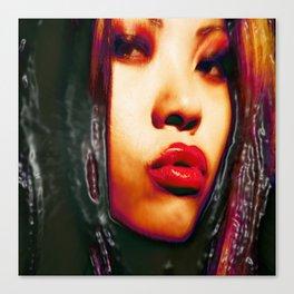 cherry-I-candy Canvas Print