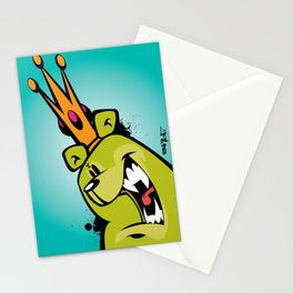illsurge : King Of The Bombing Bears (2) Stationery Cards