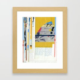 Kingthing Framed Art Print