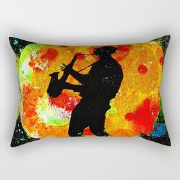 New Orleans JAZZ Rectangular Pillow