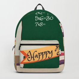 Happy Teacher's day! Backpack