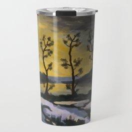 Forever lonely trees (The Danish Girl interpretation) Travel Mug
