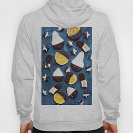 fruits dipped in chocolate Hoody