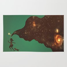 To Catch the Stars Rug
