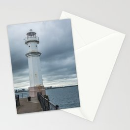 Light Tower in Edingburgh Stationery Cards