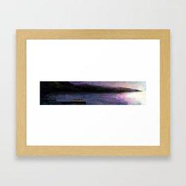 Tai O Village Framed Art Print