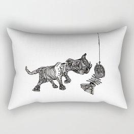 Cat'shing Rectangular Pillow
