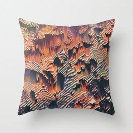FRRWKM Throw Pillow
