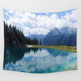Berchtesgaden National Park and Lake Konigsee Wall Tapestry