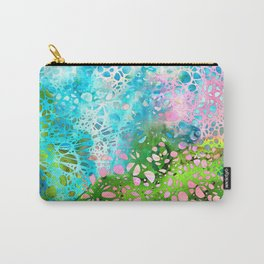 Colorful Art - Enchanting Spring - Sharon Cummings Carry-All Pouch