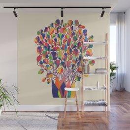 felicitous Wall Mural