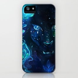 Missing Earth iPhone Case