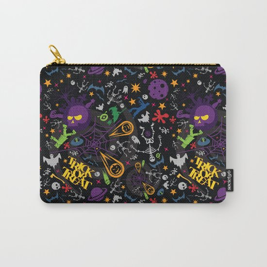 Space is the Place for Halloween Carry-All Pouch