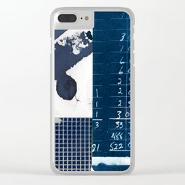 Blot Clear iPhone Case