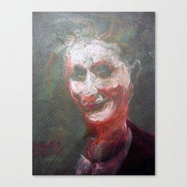 Jolly J Prodigy Canvas Print