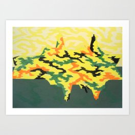 USS New York (2011) Art Print