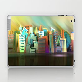 City of Color Laptop & iPad Skin