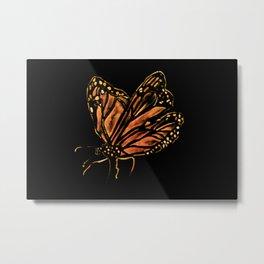 Mariposa 01 Metal Print