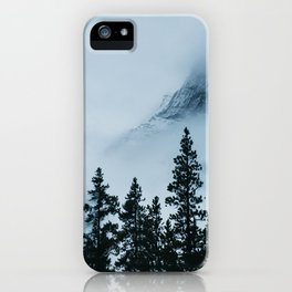 Mount Lawrence Grassi iPhone Case