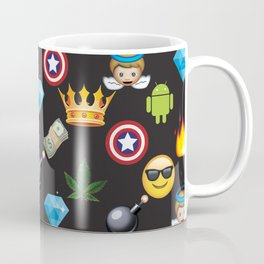 Emot Coffee Mug