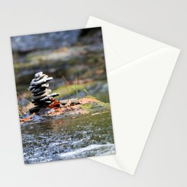 Head of the Falls Cairn Stationery Cards
