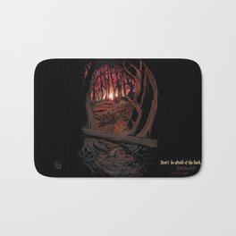 Children In the Wood Bath Mat