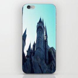 Castle Architecture Closeup 2 iPhone Skin
