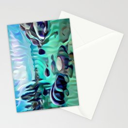 Sand Harbor Stationery Cards