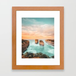 Port Campbell Sunrise - Australia Framed Art Print