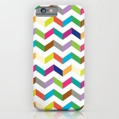 Funny stripe Slim Case iPhone 6s