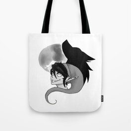Dark Link Tote Bag
