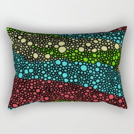 River Pebbles Rectangular Pillow
