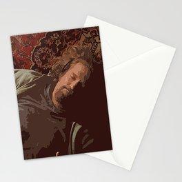 Chill Lebowski Stationery Cards
