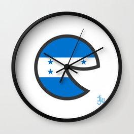 Honduras Smile Wall Clock
