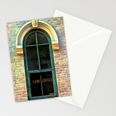 Law Office Stationery Cards