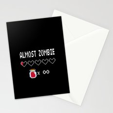 Almost Zombie Stationery Cards