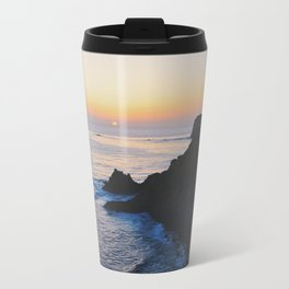 PV Sunset Metal Travel Mug