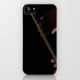 Hermione // #ScannedSeries iPhone Case