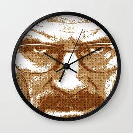 Scrabble Walt White Wall Clock