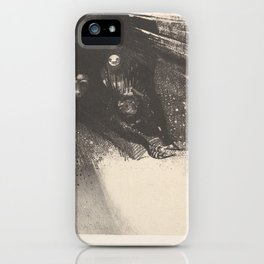 Hideous Larvae,1896 iPhone Case