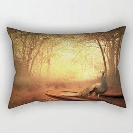 Beauty Of the Beast Rectangular Pillow